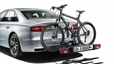 Audi Genuine Accessory - Bike Rack for The Towing Hitch /Towbar 4H0071105