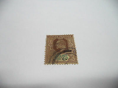 Ceylon  1903 Sg 288 Used In Nice Condition