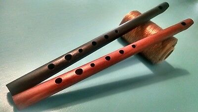 Celtic Whistle by Chris Wall (Custom Tin / Penny Whistle)