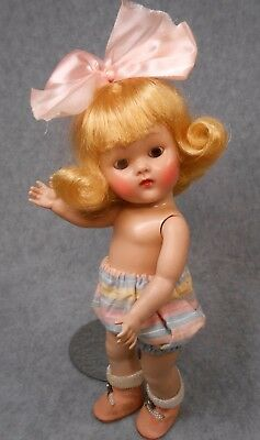 Vintage Vogue Transitional GINNY with FEVER CHEEKS and Bi-color Eyes!