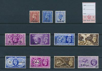 LH26824 Kuwait nice lot of good stamps MH