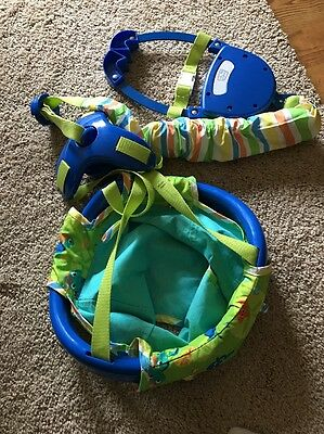 Baby Einstein Sea And Discovery Door  Jumper Infants Up To 12 Months Bouncer
