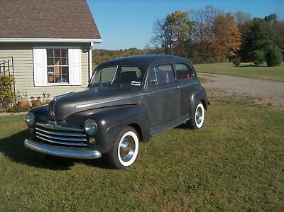 1948 Ford Other Delux 1948 Ford Tudor