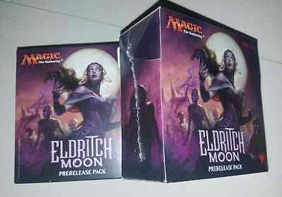 Magic the Gathering: Eldritch Moon Prerelease Kit Pack x2, SEALED BRAND NEW!!!
