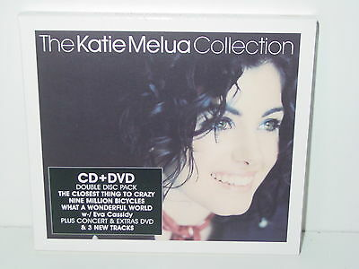 """**CD-KATIE MELUA""""THE KATIE MELUA COLLECTION-Double Disc Pack""""-2008 Dramatico**"""