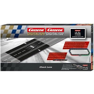 Carrera Digital 124 Check Lane 30371 Neu