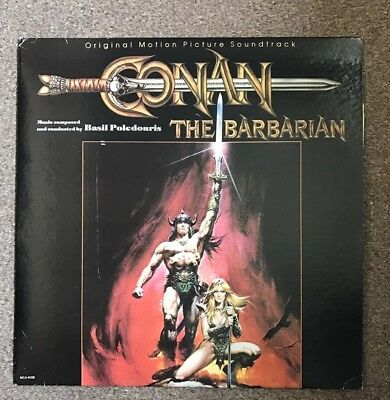 POLEDOURIS, Basil - Conan The Barbarian (Soundtrack) - Vinyl (LP)