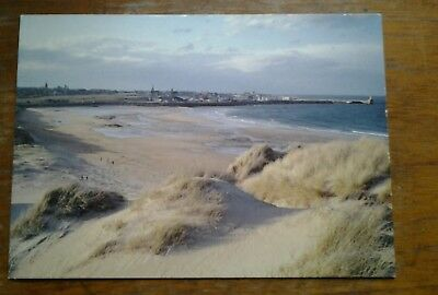 FRASERBURGH   ABERDEENSHIRE  real photograph postcard  by Phil Banks