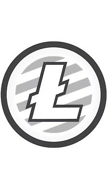 1 Litecoin LTC Digital Currency Paid into Your Litecoin Wallet (READ DESCRIPTION