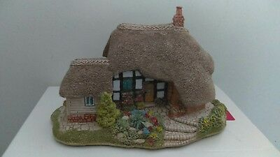 "Lilliput Lane ""Foxglove Fields"" Boxed with deeds"