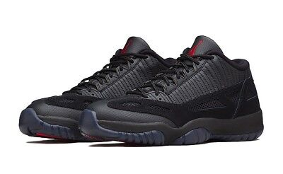 uk availability fd9f2 86649 Nike Air Jordan 11 XI Retro Low Size 3.5-18 IE Black Cat Referee Bred