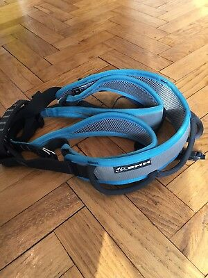 DMM Vixen Climbing Harness - Womens Size S with accessories