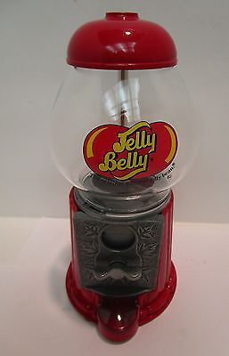 Jelly Belly DieCast GnmBall/Candy Dispenser Clean & Working - New Candy