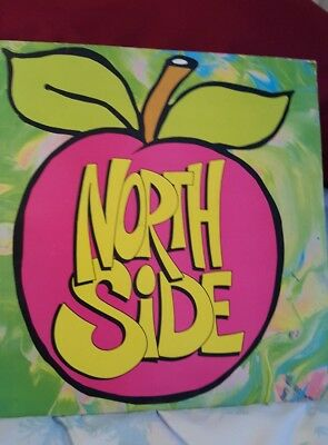 "Northside-Shall We Take A Trip 1990 12"" Vinyl Single-Factory Fac268"