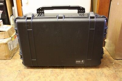 "Pelican 1650 Telescope Watertight Hard Case with Foam for 8"" SCT - 32x20x12"" OD"