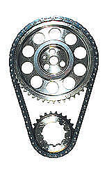 JP PERFORMANCE Double Roller Small Block Ford Timing Chain Set P/N 5605