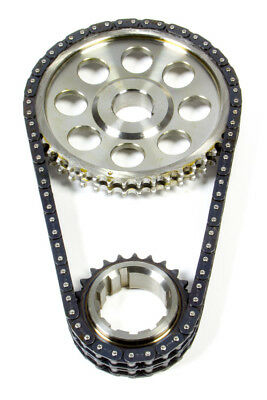 JP PERFORMANCE 0.010 in Shorter Double Roller SBM Timing Chain Set P/N 5985-LB10