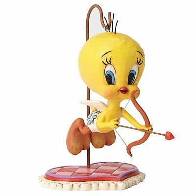 Jim Shore - Looney Tunes - You're My Tweetheart  - 4055771 - New  In Box