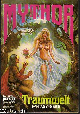 MYTHOR Fantasy Nr. 173 / (1980-1986 Pabel) / TRAUMWELT