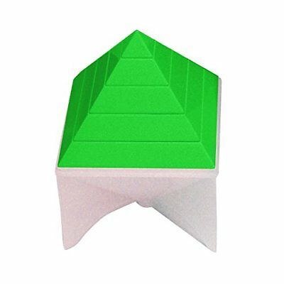 Forchtenberger Rainbow Pyramid Toy Green