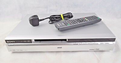 Sony RDR-HXD870 - DVD Recorder With 160GB Hard Drive - With Freeview - Silver