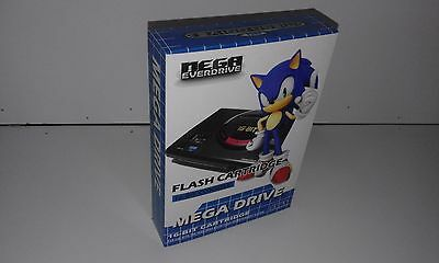 Everdrive Megadrive (Multidioma) (Megadrive) (Caja + Insert) (Only Box)