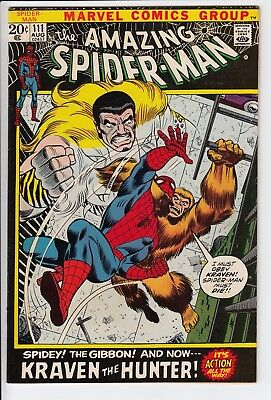 Amazing Spider-Man # 111 NM- Kraven the Hunter