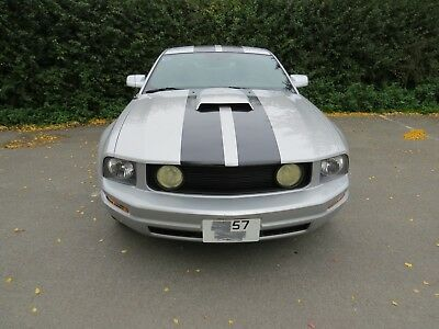 Stunning 2007 Ford Mustang 4 Litre V6 auto only 60,000 miles MOT, recent service