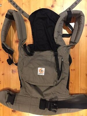 Genuine Ergo Baby Carrier - Very good condition, everything in working order