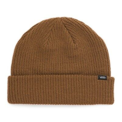 Vans Core Basics Beanie Hat Toffee Brown (One Size)