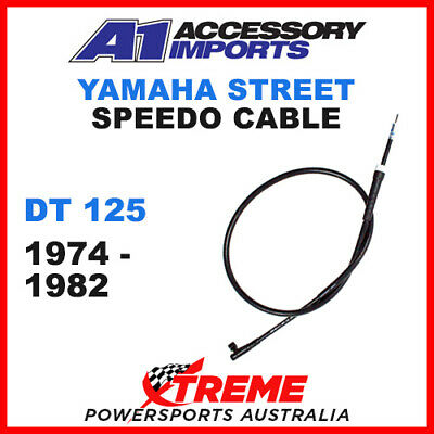 A1 Powerparts Yamaha DT125 DT 125 1974-1982 Speedo Cable 51-5Y1-50