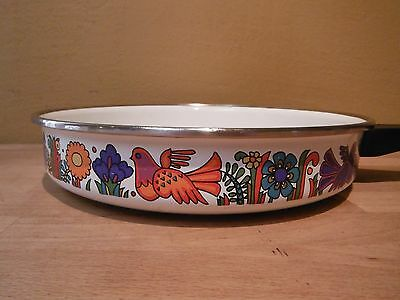 Villeroy & Boch Acapulco Enamel Pan Birds and Flowers