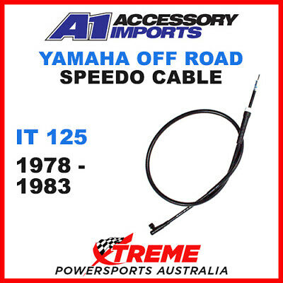 A1 Powerparts Yamaha IT125 IT 125 1978-1983 Speedo Cable 51-5Y1-50
