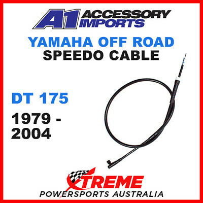 A1 Powerparts Yamaha DT175 DT 175 1979-2004 Speedo Cable 51-5Y1-50