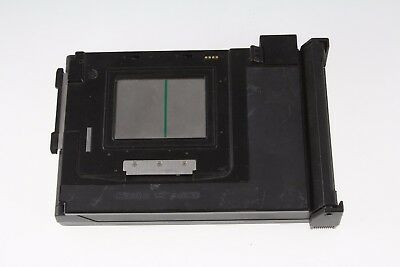 Mamiya M645 Super Polaroid Instant Film Back 645 EXCELLENT CONDITION!