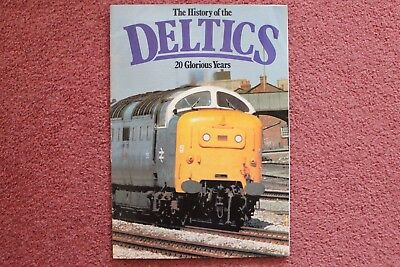 The History of The Deltics (20 Glorious Years) Postcard Album