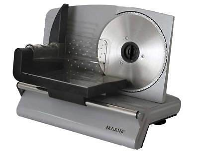 Maxim Electric Deli Style Food Slicer - MMS200