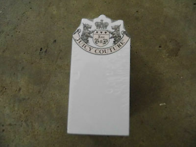 Lot of 100 NEW Juicy Couture Perfume Blotter Cards Unscented  Gift Tag Bookmark