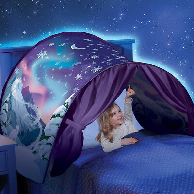 Kids Baby Dream Tents Winter Wonderland Foldable Tents Camping Outdoor Tent