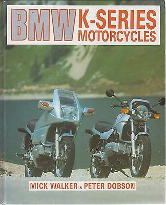 Bmw K75 K100 & K1 ( 1983 - 1989 ) Design , Development & Production History Book