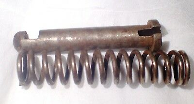Australian made ww2 M36 Mills bomb plunger and spring with lever
