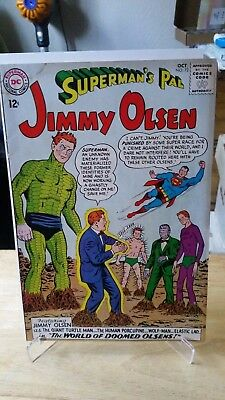 Jimmy Olsen  12 Cent  No. 72