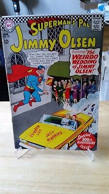 Jimmy Olsen  12 Cent  No. 100