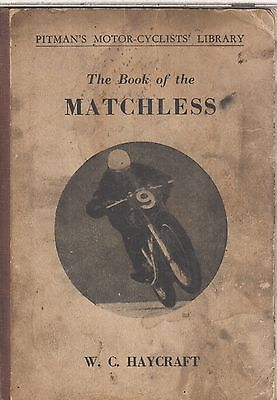 Matchless 350 & 500 G3/l G80 G3/ls & G80/s ( 1945 - 1951 ) Owners Repair Manual