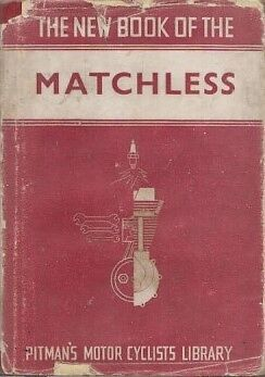 Matchless 350 & 500 G3/l G80 G3/ls & G80/s ( 1945 - 1950 ) Owners Repair Manual