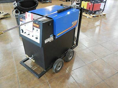 SALE! NEW EPPS Hot Water Electric Pressure Washer Stationary/Portable M#3550P-4