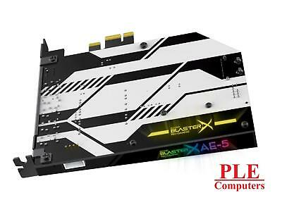 Creative Sound BlasterX AE-5 Hi-Res 5.1 Gaming Sound Card [70SB174000000]