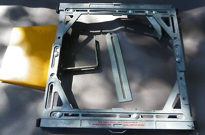 Triton Workcentre Saw Chassis Assembly With Side Guard & Extra Bracket Mk3 /2000
