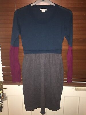 Mamas & Papas Maternity Autumn / Winter Jumper Dress  Size 16/18