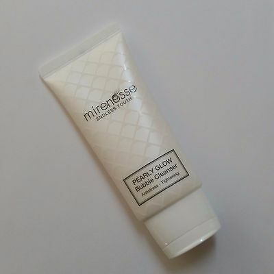 Mirenesse Endless Youth Pearly Glow Bubble Cleanser FULL SIZE 60g NEW